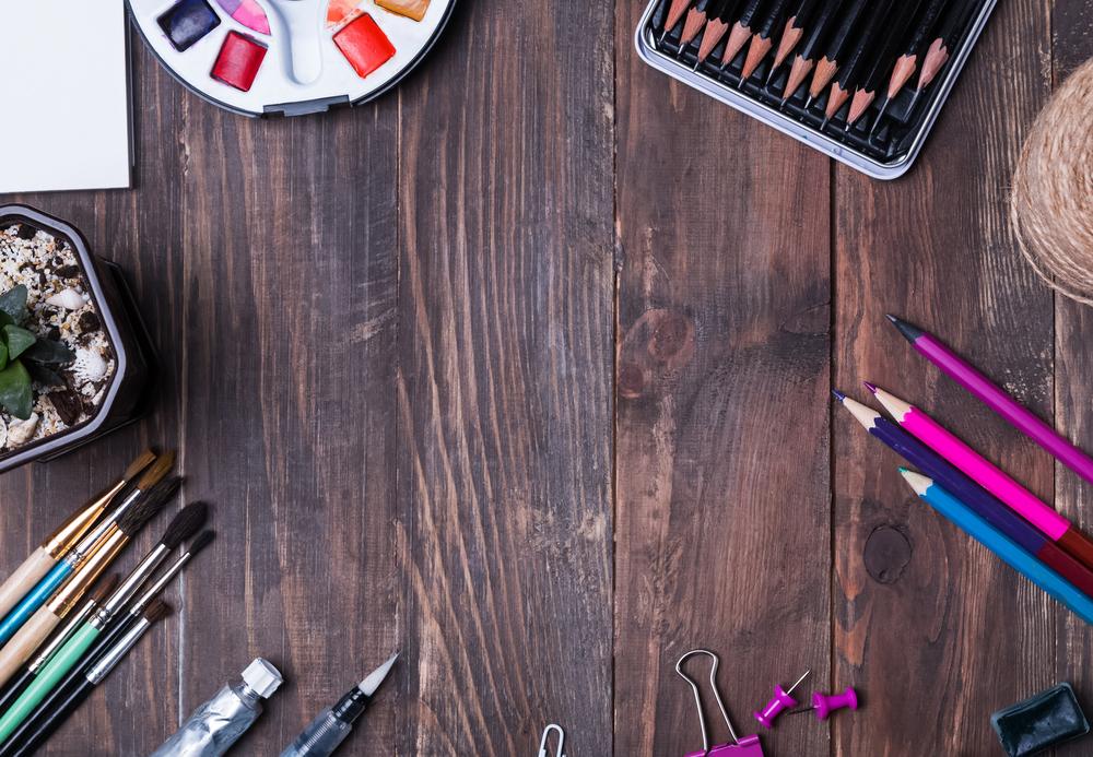 水彩 色鉛筆 使い方